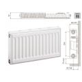 Стальные панельные радиаторы Prado Classic тип 11 высота 300 мм