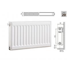 Cтальной панельный радиатор PRADO Universal 20х500х1100