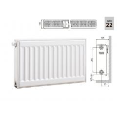 Cтальной панельный радиатор PRADO Universal  22х300х400