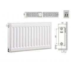 Cтальной панельный радиатор PRADO Universal   22х500х400